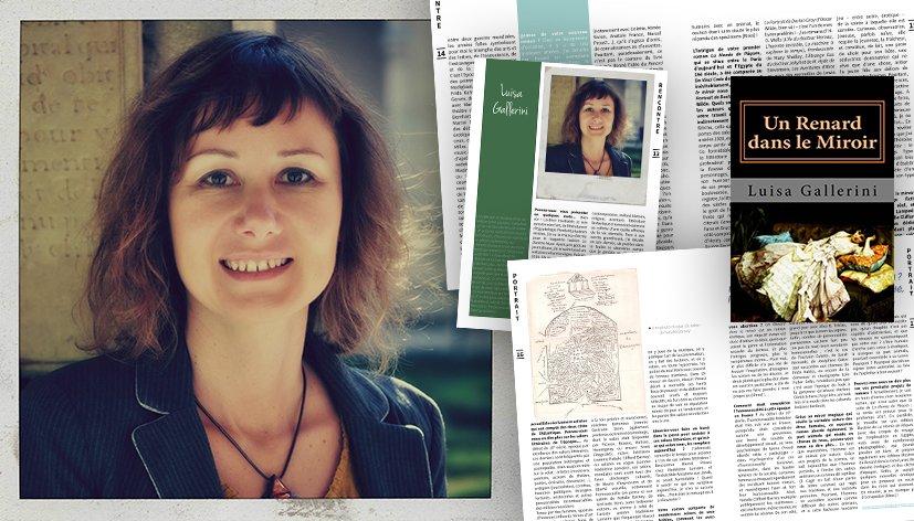 Un Renard dans le Miroir de Luisa Gallerini coup de coeur de la rédaction
