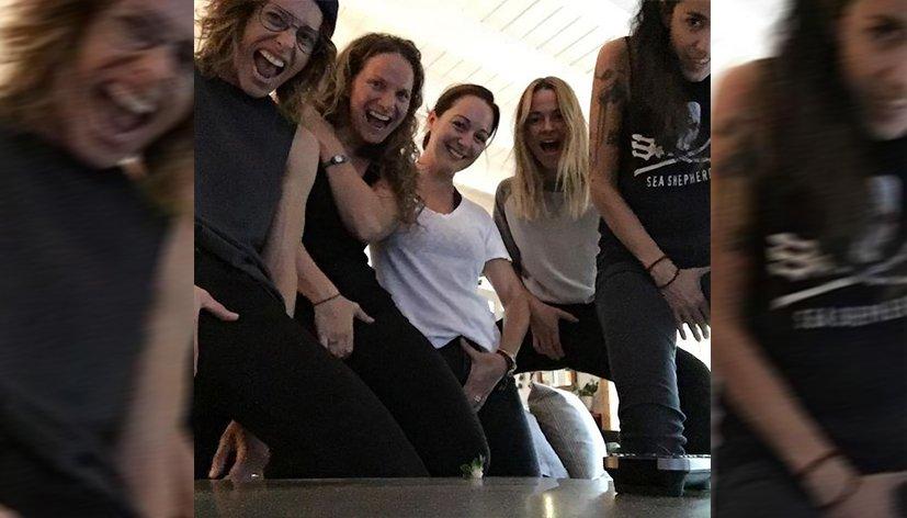 Photo du jour : Quand Kate Moennig et Leisha Hailey réagissent aux propos de Trump