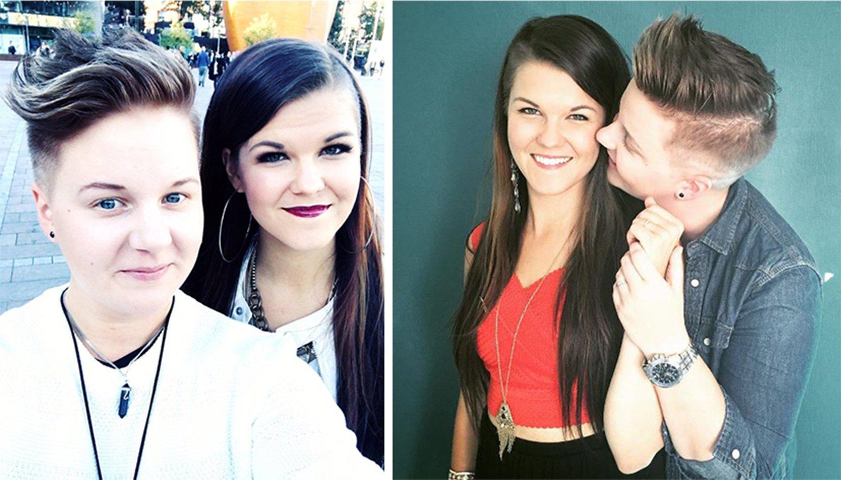 Saara Aalto (X Factor UK) vient de se fiancer avec sa plus grande fan