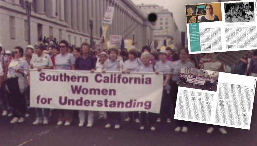 Zoom sur SCWU, une association lesbienne créée dans les années 70