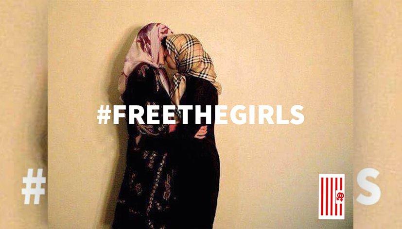 Le procès à Marrakech des deux adolescentes accusées d'«homosexualité» est reporté au 25 novembre, partageons le hashtag #Freethegirls