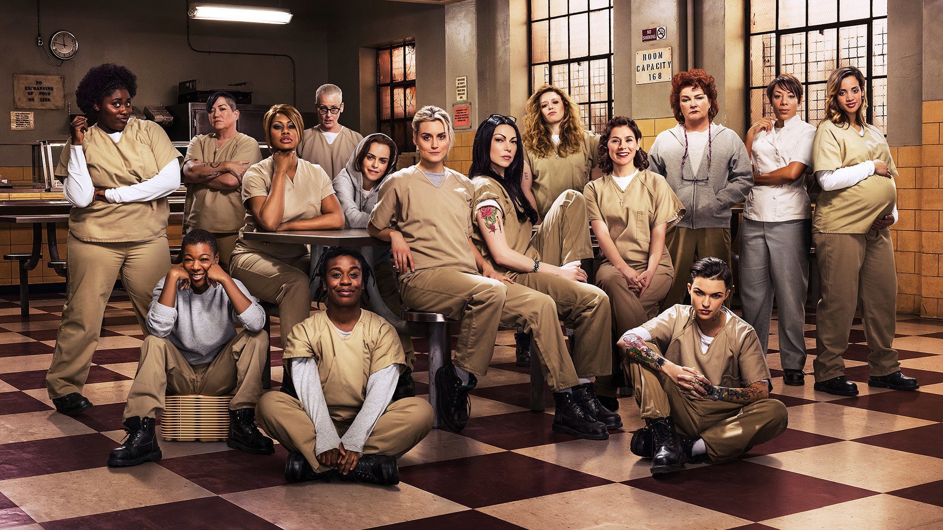 Orange Is the New Black débarque sur Numéro 23 !