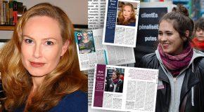 Médias LGBT : pourquoi il faut les soutenir par Merryn Johns de Curve Magazine et Maëlle Le Corre de Yagg