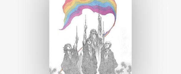 J.K. Rowling autorise pour la première fois une illustration d'Harry Potter et c'est pour la bonne cause !