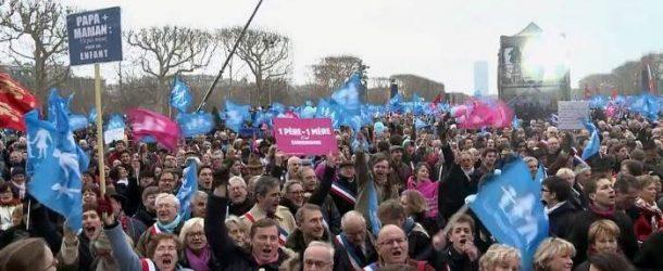 Télé : «Mariage pour tous, le grand divorce» ce soir sur France 3