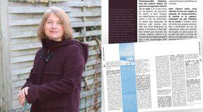 Rencontre avec Valérie Dureuil pour son roman L'Amour rêche