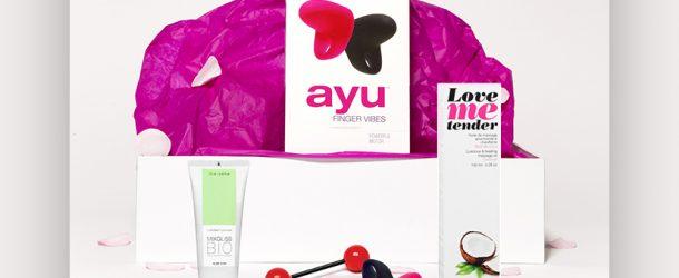 Découvrez la boîte cadeau de Wet For Her pour la Saint-Valentin