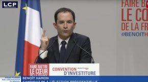Benoît Hamon : «Sur la PMA, je peux vous assurer que le peuple est en avance sur nous»
