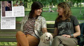 Interview de Christina Zeidler pour le film Elsie, Monogame en série