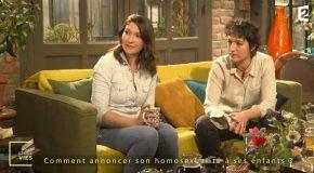 Comment annoncer son homosexualité à ses enfants ? [France 2]