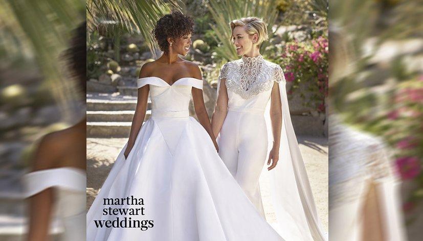 La photo du jour : Samira Wiley et Lauren Morelli se sont mariées !