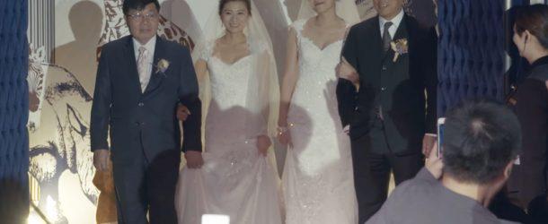 Taiwan : son père refuse sa relation avec une femme, c'est son patron qui l'accompagne à l'autel