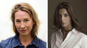 Chiara Mastroianni et Emmanuelle Bercot au casting de Fiertés