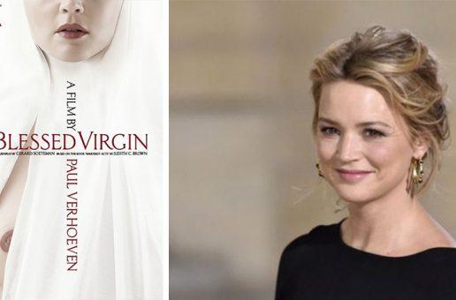 Virginie Efira, religieuse lesbienne pour Verhoeven