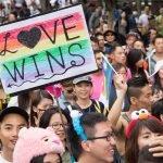 Taïwan va devenir le premier pays d'Asie à légaliser les unions entre personnes du même sexe