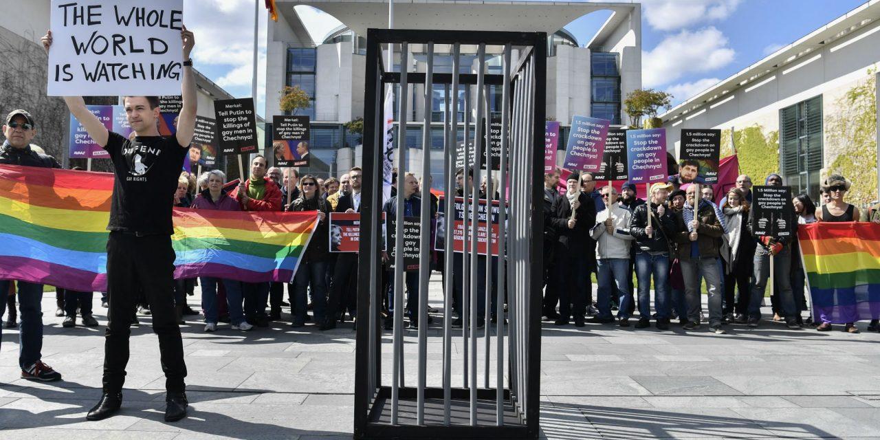 Trois associations LGBT françaises portent plainte pour génocide contre le président tchétchène