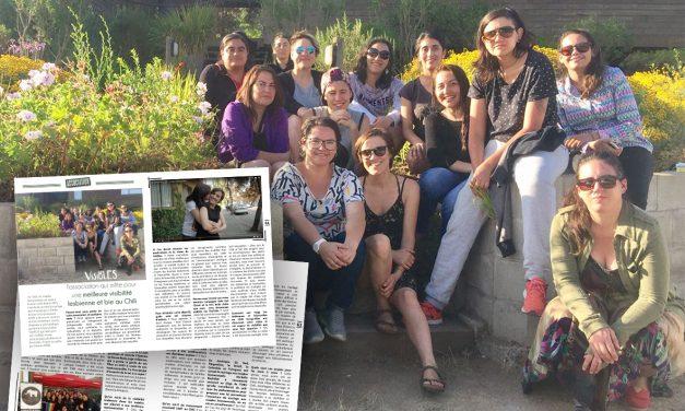 VisiBLES, l'association qui milite pour une meilleure visibilité lesbienne et bie au Chili