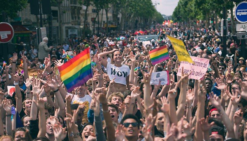 Marches des Fiertés 2017, ça commence aujourd'hui !