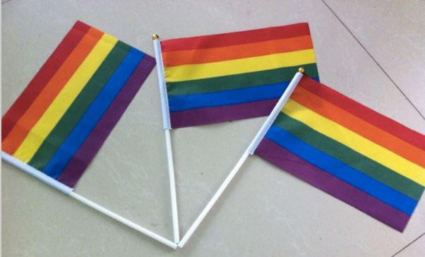 Drapeau rainbow (petit)