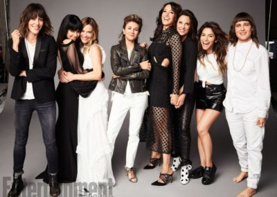 The L Word suite Showtime