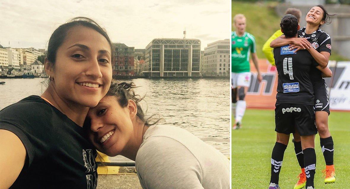 Football : Victimes de lesbophobie au Mexique, deux joueuses en couple signent avec un club islandais