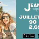 Sortie de Jeanne Magazine n°42 – Juillet 2017
