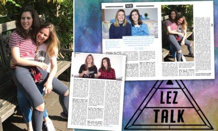 YouTube : Rencontre avec Carla et Louisiane de la chaîne Lez Talk