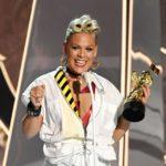 MTV Video Music Awards 2017 : le magnifique discours de Pink à sa fille