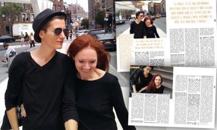 Fleur et Julian vont se dire 'oui' dans les 24 pays qui ont ouvert le mariage aux couples homos