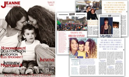 Sortie de Jeanne Magazine n°44 – Septembre 2017