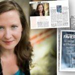 Rencontre avec Emmanuelle Favier pour «Le courage qu'il faut aux rivières»