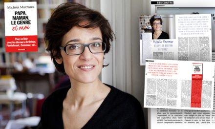 Entretien : Michela Marzano tord le cou aux clichés des «anti-genre»