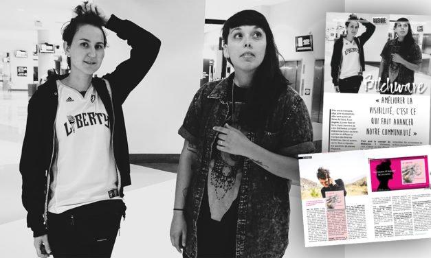 Musique : Rencontre avec Lauren Ross co-créatrice du label Bitchwave