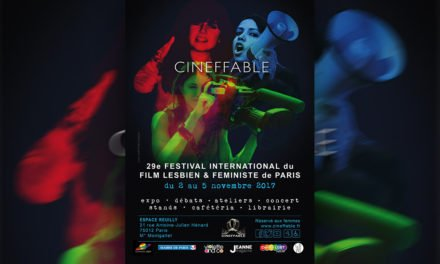 Paris : Cineffable du 2 au 5 novembre