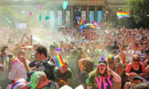 L'Australie légalise le mariage pour couples homos