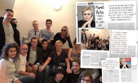 Rencontre avec Muriel Robin qui s'engage auprès des jeunes LGBT