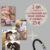 Abonnement de 1 an + (n 45, 46 et 47 offerts) + Bracelet cuir tressé rainbow