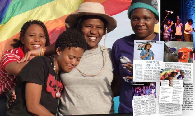Retour sur le premier festival lesbien de Namibie