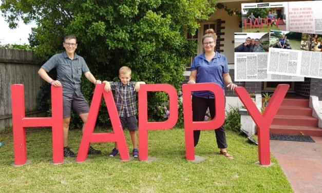 Love makes a family : Sara, Natacha et leur fils partent à la rencontre des familles homoparentales