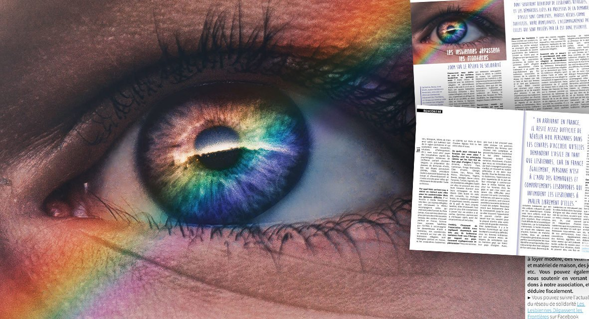 Zoom sur le réseau de solidarité : Les Lesbiennes Dépassent les Frontières
