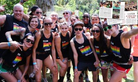 Lezathlon, des Olympiades insolites et 100% lesbiennes
