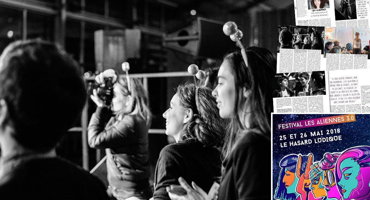 Les Aliennes : Une association et un festival féministe !