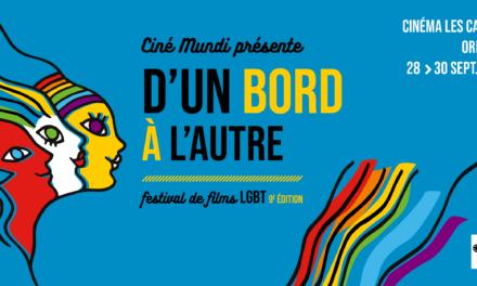 Orléans : Festival D'un bord  à l'autre du 28 au 30 septembre