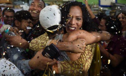 C'est historique, l'Inde dépénalise l'homosexualité