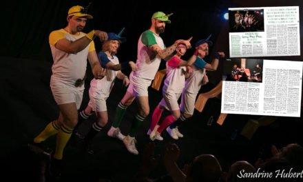 Rencontre avec Corpus Bang Bang, un collectif de licornes comédiennes