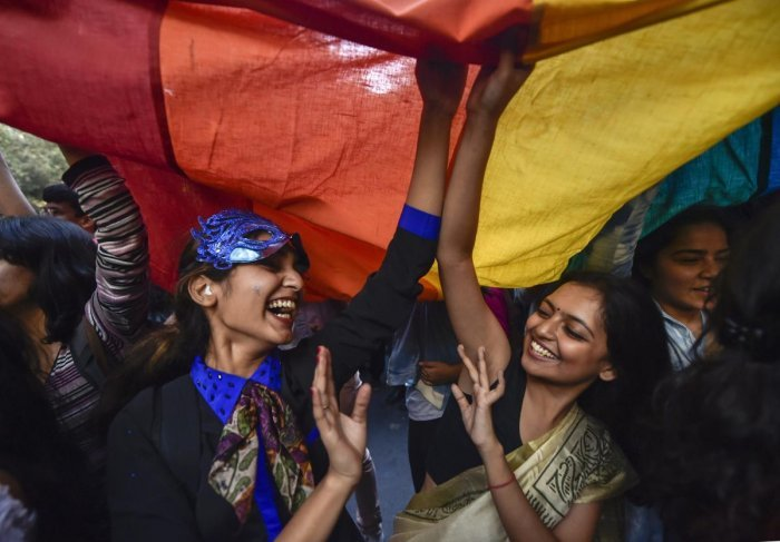 Inde : Première Pride depuis la dépénalisation de l'homosexualité