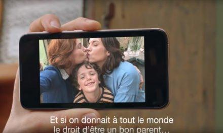 PMA, l'égalité n'attend pas : Découvrez le très beau clip de SOS homophobie