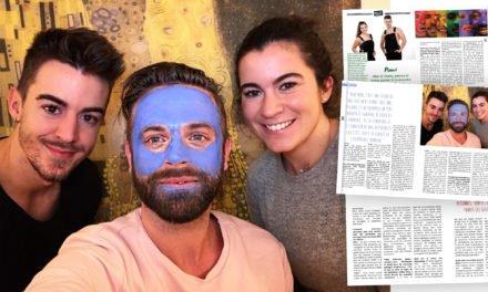 Rencontre avec Aline et Cédric, jumeaux et homos, qui partent à la rencontre des LGBT en Europe