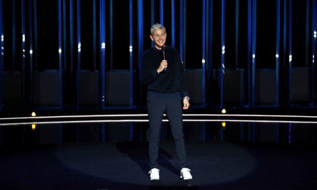 Ellen DeGeneres remonte sur scène avec Relatable