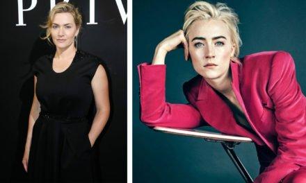 Kate Winslet et Saoirse Ronan, amantes dans Ammonite